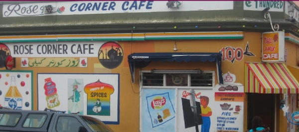 Rose Corner Cafe in Bo-Kaap, Cape Town, image by ExpatCapeTown.com