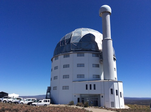 SALT in Sutherland South Africa