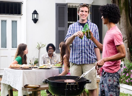 South African braai, image by Jill Chen at shutterstock.com