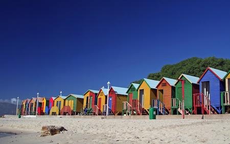 Cape Town Beach Huts
