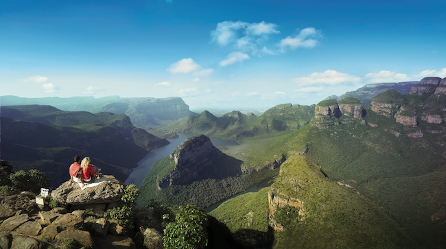 Blyde River Canyon -image by SATourism