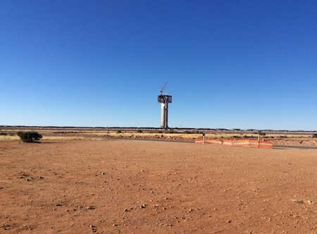 Northern Cape Solar Plant - Khi One