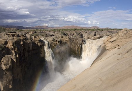 Augrabies Falls - image by Shutterstock.