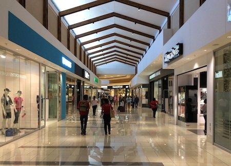 Kalahari Mall in Upington